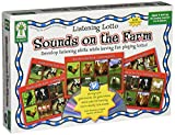 Listening Lotto: Sounds on the Farm Educ...