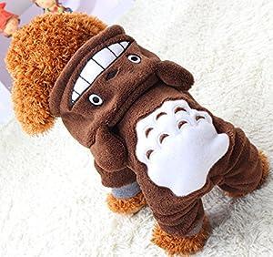 Xiaoyu chiot chiot chien chien vetements de compagnie sweat sweat sweat sweat sweat chemise chaude manteau d'automne manteau d'automne chien habillement de mode jumpsuit