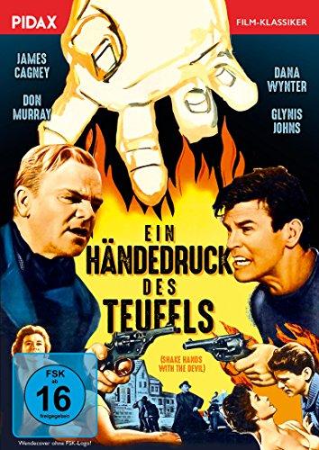 Ein Händedruck des Teufels (Shake Hands with the Devil) / Spannendes Action-Drama mit Starbesetzung (Pidax Film-Klassiker)