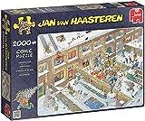 "Jan van Haasteren ""Christmas Eve"" Jigsaw Puzzle (2000-Piece, Multi-Colour)"