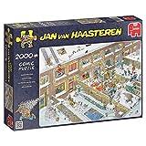 Jumbo 19032 - Puzzle-Jan Van Haasteren Heiligabend, Schreibwaren, 2000 Stück