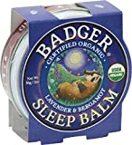 Badger Organic Sleep Balm 56g
