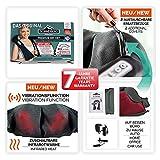 Donnerberg NM089 – Nacken und Schulter Shiatsu Massagegerät mit Infrarotwärmefunktion - 4