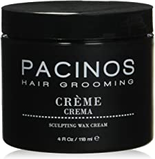 Pacinos Creme, 4 Ounce by Pacinos