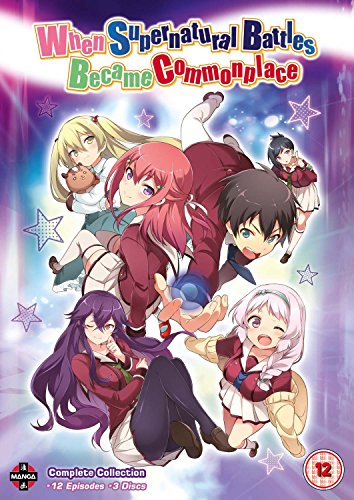 When Supernatural Battles Became Common Place - Complete Collection