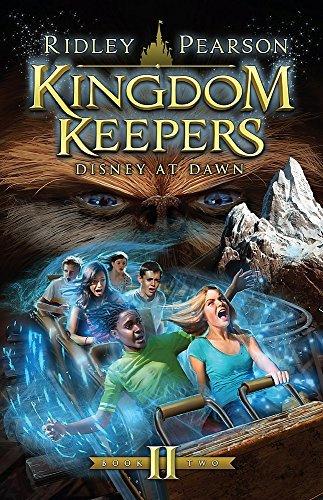 Kingdom Keepers II: Disney at Dawn by Ridley Pearson(2009-08-25)