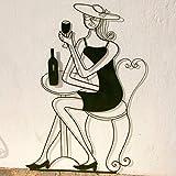 Gärtner Pötschke Rankhilfe Garten-Skulptur Bistro de Paris