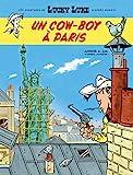 Les nouvelles aventures de Lucky Luke d'après Morris - Tome 8 - Un cowboy à Paris