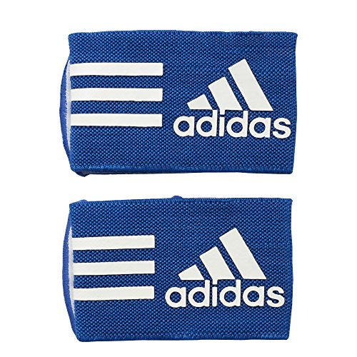 adidas Erwachsene Ankle Strap Knöchelband Blue/White One Size