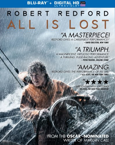 All Is Lost   [US Import] [Blu-ray] [2013] [Region A]