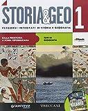 Storia & geo. Per le Scuole superiori. Con e-book. Con espansione online: 1