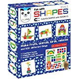 Play Panda Fun With Shapes Type 2 - With Magnetic Board And Display Stand