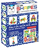 New Fun with Shapes Type 2 (58 colorful ...
