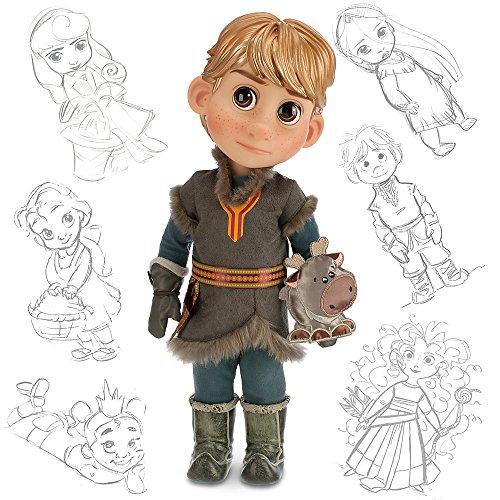 Disney Store - Muñeco Kristoff de Frozen Edición Animators (2014)