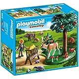 Playmobil Vida en el Bosque - Animales del bosque (6815)