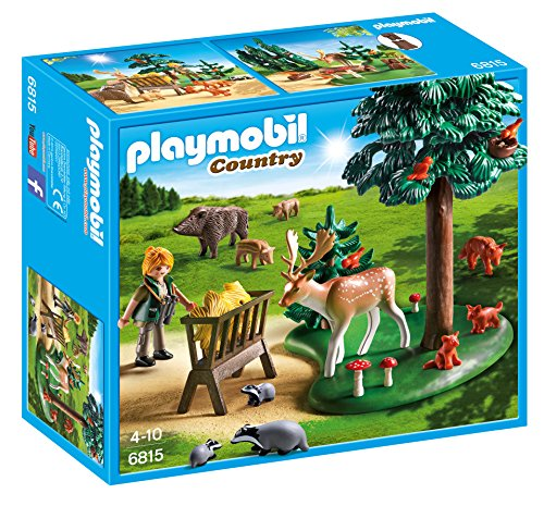 Playmobil Vida Bosque - Animales Bosque 6815