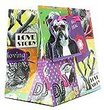 lustige Tiere Moderne Geburtstag Geschenk Geschenk-Tasche für Kinder Erwachsene Teenager