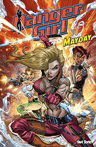 Danger Girl: Mayday Womens Rohleder