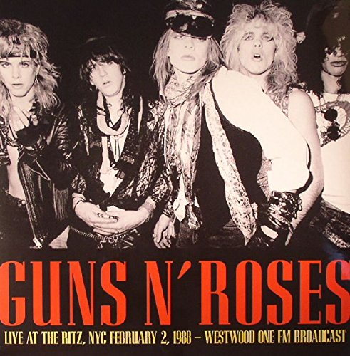 It's So Easy: Live at the Ritz 1988 FM B