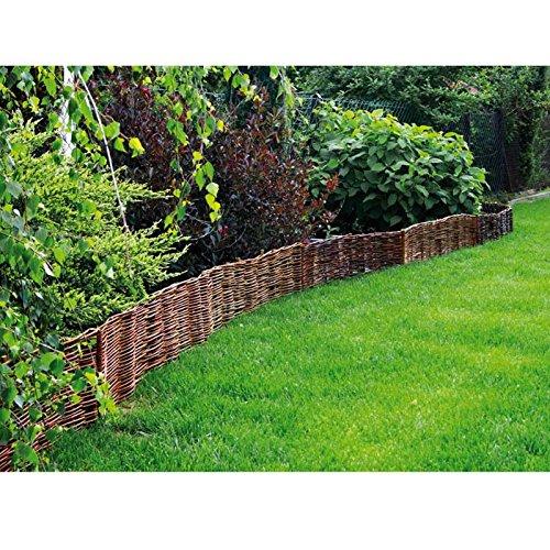Die besten Dekorative Zäune | Holz im Garten