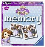 Ravensburger 22276 - Disney Sofia the First memory, Legespiel