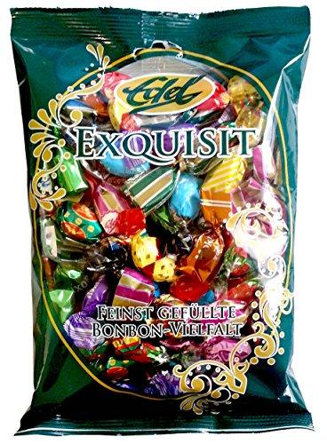 Preisvergleich Produktbild Edel Exquisit-Mischung gefüllt 350 g Beutel Edel-Bonbon