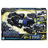 Hasbro Black Panther E0879EU4 Black Panther 2-in-1 Jet, Spielset