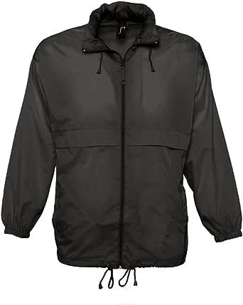 SOL'S Men's Surf Windbreaker Jacket