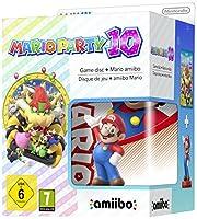 Questa confezione include oltre a una copia di gioco di Mario Party 10, l'amiibo di Mario della Super Mario Collection! In questo modo è possibile iniziare a giocare sin da subito utilizzando le funzionalità aggiuntive offerte dagli amiibo, ossia la ...