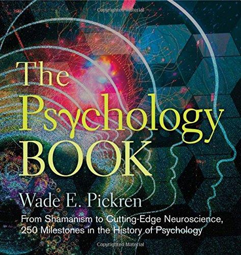 Preisvergleich Produktbild The Psychology Book: From Shamanism to Cutting-Edge Neuroscience, 250 Milestones in the History of Psychology (Sterling Milestones)