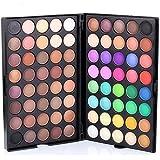 Best 80 Dvds - 80 Color paleta de sombras AIMEE7 Cosmetic Matte Review