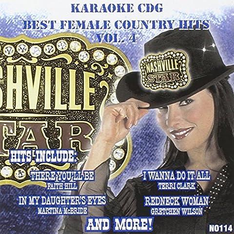 Karaoke Nashville Star Best Fe