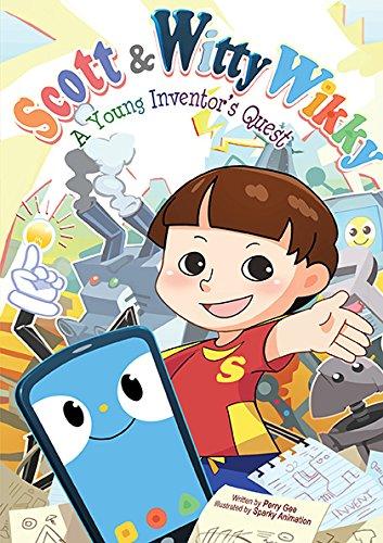 Como Descargar Libro Gratis Scott & Witty Wikky:A Young Inventor's Quest En PDF Gratis Sin Registrarse