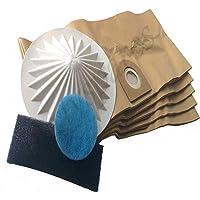 Premium Quality Vax 6131 7131 6151SX 5120 8131 Vacuum Cleaner hoover 5 Dust Bags & Filter Set