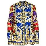 Versace Damen Hemd Rosso 42 EU