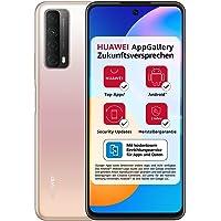 HUAWEI P smart 2021 Dual SIM Smartphone (16,94 cm - 6,67 Zoll, 128 GB interner Speicher, 4 GB RAM, Android 10 AOSP ohne…