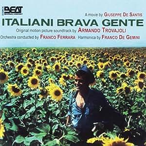 Italiani Brava Gente [Import USA]