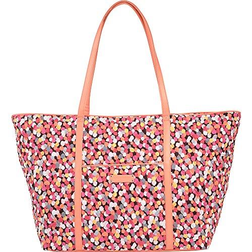 vera-bradley-damen-schultertasche-gr-einheitsgre-pixie-confetti