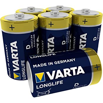 varta longlife batterie d mono alkaline batterien lr20. Black Bedroom Furniture Sets. Home Design Ideas