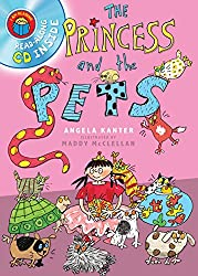 I Am Reading with CD: Princess & The Pets (I Am Reading (Paperback))