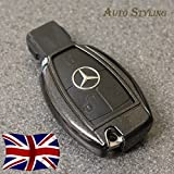 Clave funda para Mercedes Benz A B C CLA CLS CLK E S SL SLK clase Viano VITO, AMG GT Smart llavero...