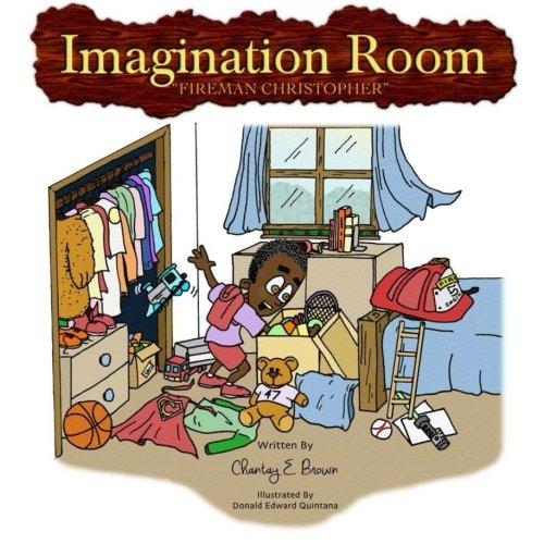 Imagination Room- Fireman Christopher: Volume 1
