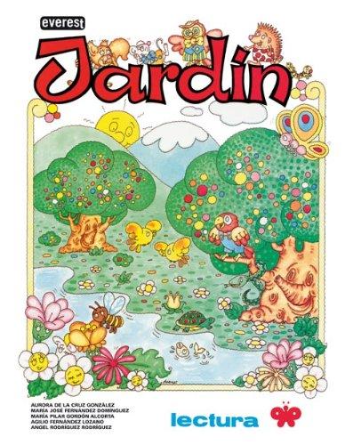 Jardín. Libro de lectura 1-9788424161057