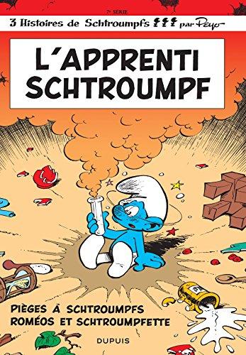 Les Schtroumpfs, tome 7 : L'Apprenti Schtroumpf - Pièges à Schtroumpfs - Roméos et Schtroumpfette