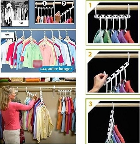 zooarts-8pcs-portable-space-saver-wonder-magic-hanger-coat-clothes-closet-organizer-storage-hanging-