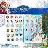 """Joy Toy """"Disney Frozen"""" Stickers Earrings Set (24-Piece, Multi-Colour)"""