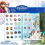 Joy Toy 755070 - Sticker Ohrringe Disney Frozen 24 Stück