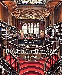 Die schönsten Buchhandlungen Europas SA