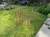 Inceneritore da giardino facile da montare per giardinaggio
