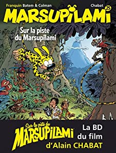 "Afficher ""Marsupilami . n° 25 Sur la piste du Marsupilami"""
